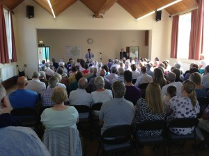 Haxby Public meeting local plan